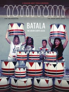 #ClippedOnIssuu from Tom Tom Magazine Issue 11: The Drum Corps Issue
