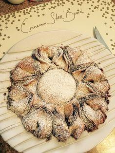 Cinnamon Star Bread, gluten free