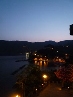 """Panorama, Camera di """"Hotel Porto Roca"""", Monterosso al Mare, Liguria Italia (Luglio)"""