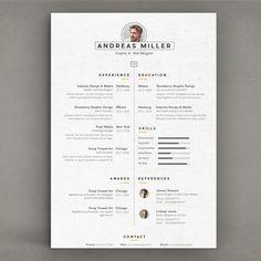 Best Resume by sz81 on @creativemarket
