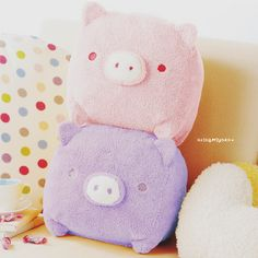 Monokuro boo pillows. can I have them?
