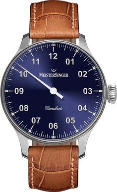 MeisterSinger Watch Circularis Handwound #add-content #basel-16 #bezel-fixed…