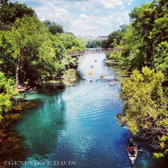 Photography-Barton Springs, Austin, Texas