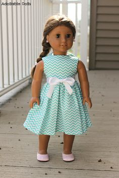 Adollable Dolls: Breathtaking in Blue