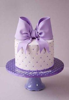 christening cake for girl - Google Search