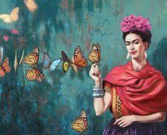 pinturas de frida kahlo - Buscar con Google