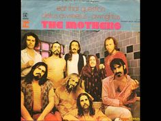 Frank Zappa and the Mothers - Cheepnis-Percussion