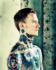 Frank Carter of Gallows and Pure Love