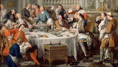 Jean-François de Troy (1679-1752), The Oyster Lunch