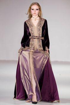 Stories from Arabia London fashion week Rafinity AW 2018