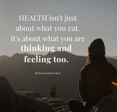 HEALTH isn't just about what you eat. It's about what you are thinking and feeling too. #2020Worldmentalhealthdayquotes #Worldmentalhealthday #Worldmentalhealthday2020 #Mentalhealthquotes #Healthymindquotes #Mentalwellnessquotes #Mindsetquotes #Strongmindquotes #Healthybodyquotes #Motivationalhealthymindquotes #Mindquotes #Inspirationalmentalhealthquotes #10thoctobermentalhealthday ##Relatablequotes #Jayshettyquotes #Deepquotes #Emotionalquotes #Goodquotes #Inspirationalquotes… Mental Strength Quotes, Mental Health Quotes, Quotes About Strength, Words Of Wisdom Quotes, Life Quotes, Healthy Body Quotes, Love You More Quotes, Strong Mind Quotes, Shoes Wallpaper