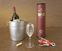 The Culture & Art of Red Wine Set #2 by MurderWithMirrors, via Flickr