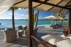 The St. Regis Bora Bora Resort, Bora Bora, French Polynesia