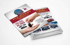 Panfleto Feirão de Veículos BV Financeira