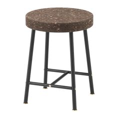 SINNERLIG Stool IKEA Cork is a soft, dirt-repellent natural material that…