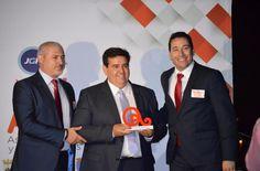 Francisco José Guillén, gerente de JCH Logística, galardonado como 'Mejor empresario del año' por Asemol