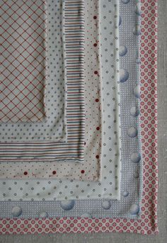 Father's Day Rolled Hem Hankies | Purl Soho