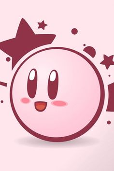 kirby | Home / Wallpapers iPhone / Games / Kirby