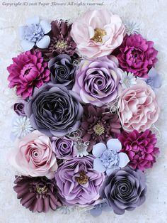 Paper flower of Kyoko Maeda, paper art Paper Flowers Craft, Large Paper Flowers, Paper Flower Wall, Crepe Paper Flowers, Paper Flower Backdrop, Giant Paper Flowers, Big Flowers, Paper Roses, Flower Crafts