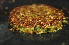 These are freakin amazing!!!! NeoHippy | Sprouted Lentil Burgers