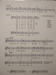 Sheet Music, Craft, Music Sheets
