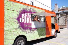 Beyond Borders food truck