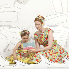Learn to read with Poppy this summer . Each dress comes with it's very own story. www.palava.co