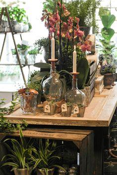 Flowershop / Pion Blomsterateljé i Nykvarn
