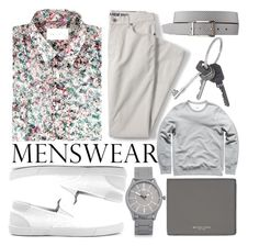 """""""flowers for everyone"""" by foundlostme ❤ liked on Polyvore featuring NIKE, Sandro, Topman, Lands' End, Michael Kors, River Island, Reigning Champ, Givenchy, men's fashion and menswear"""
