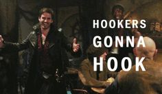 """Once Upon A Time - ☠{Captain Hook