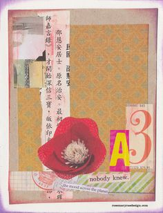 collage a day project :: 2014 Day 3