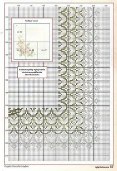 K Cross Stitch Love, Cross Stitch Borders, Modern Cross Stitch, Cross Stitch Flowers, Cross Stitching, Cross Stitch Patterns, Ribbon Embroidery, Cross Stitch Embroidery, Embroidery Patterns