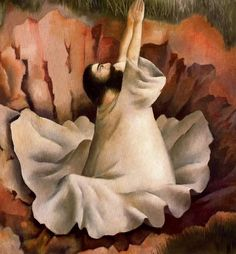 Christ in the Wilderness Reflecting on the Paintings of Stanley Spencer