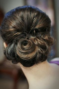 Long hair brides?? Show me your wedding hair! :  wedding Wedding Hair To Upload1