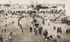 tetuan 1913 llegada de la Familia del Jalifa