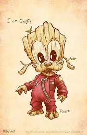 Groot Goofy