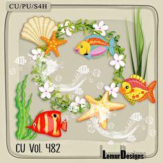 CU Vol 482 Summer Beach