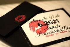 Bachelorette Party Save-The-Date