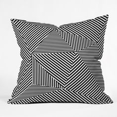 Three Of The Possessed Dazzle Apartment Throw Pillow | DENY Designs Home Accessories