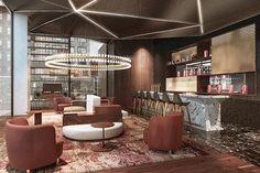 HBA Designs Le Méridien Shanghai, Minhang - Hospitality Design