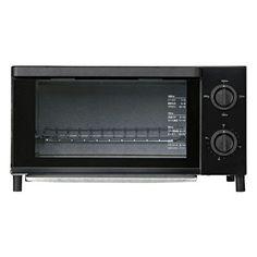 【無印良品】オーブントースター
