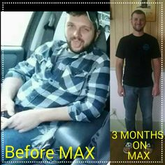 """www.mrsmcgraw.skinnybodycare.com  I'm so proud of Josh ! He has been taking Skinny Body Max and HiBurn8 for the past 3 months and look at his incredible results! He has lost 30 pounds and this is what he has to say: """"all I did was take skinny body max twice a day and hiburn8"""