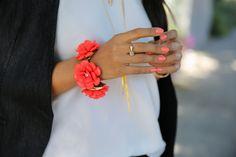 ROSES ARE RAD @Annabelle Fleur #vivaluxury #look #roses #black #fashionblogger #blog #blogger #fashionindie