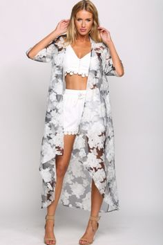HelloMolly | Freely Kimono - New In