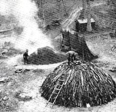 charcoal burner's hut - Google Search