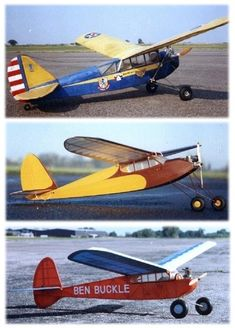 vintage air planes | Shop for Ben Buckle vintage rc airplanes on eBay