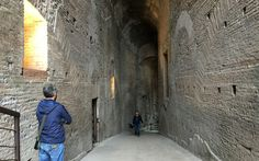 Roman Forum Opens Imperial Ramp for First Time in History