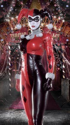 Birthday Girl - Harley Quinn
