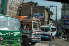 Trucking Nepalese Style