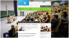 Corporate Website Hochschule Magdeburg-Stendal | KMS TEAM München
